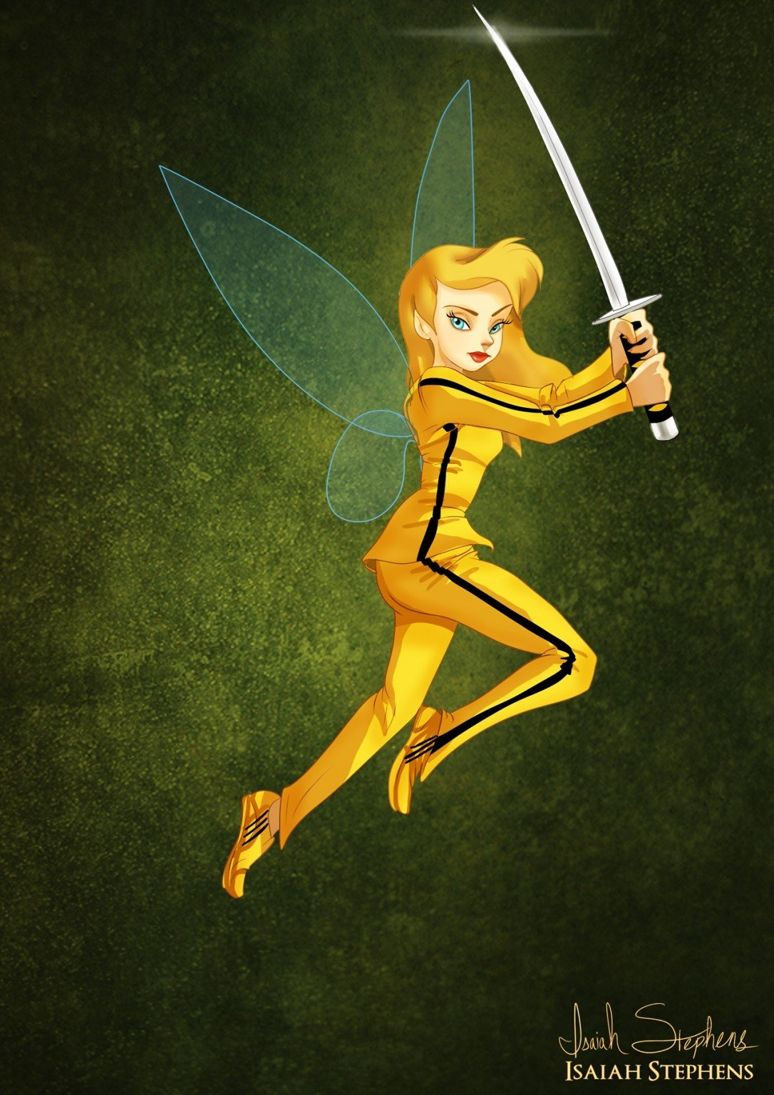 Tink as The Bride
