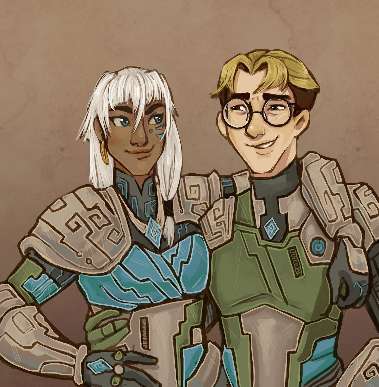Kida and Milo, Shepherd's Crystal