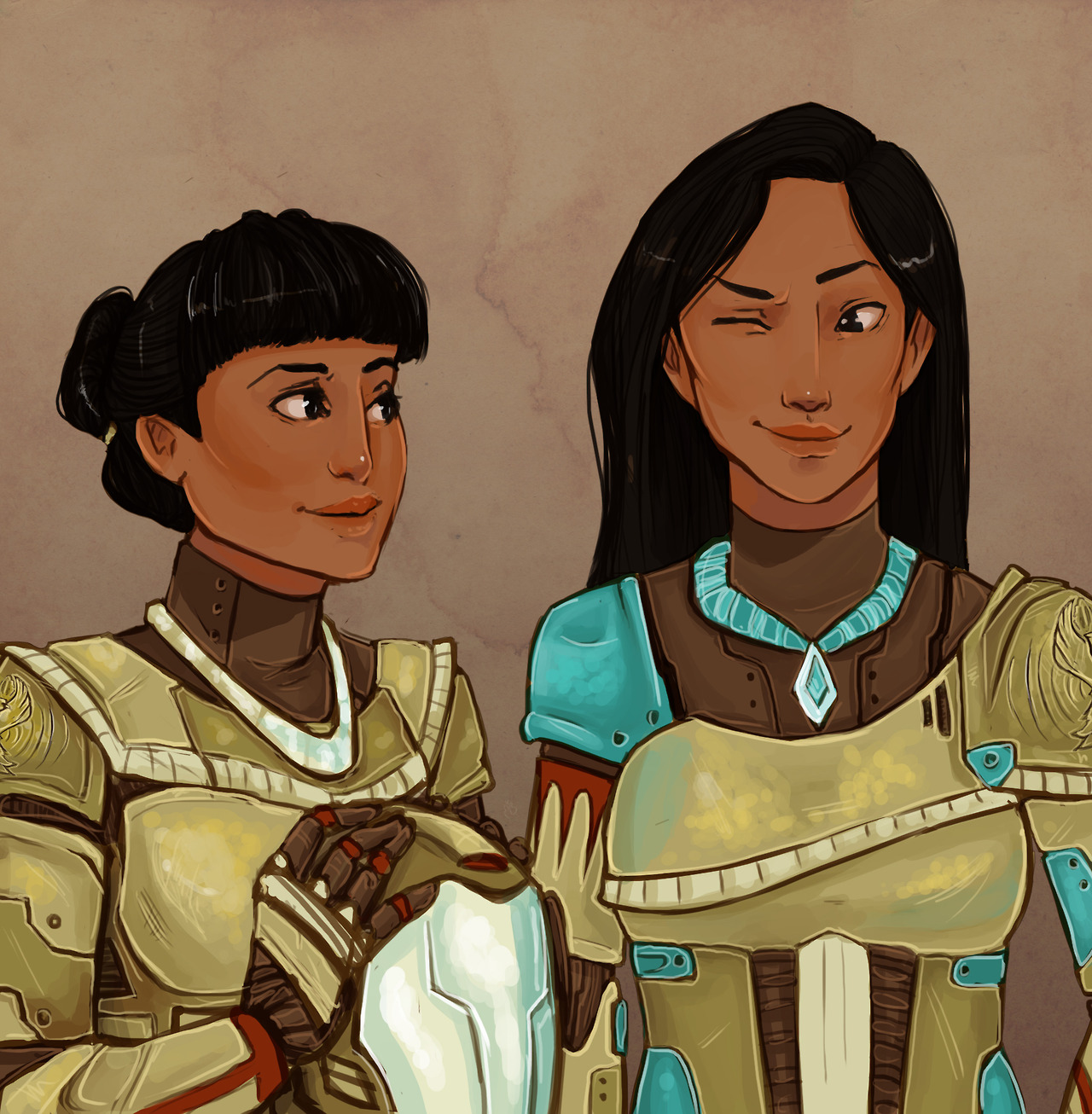 Nakoma and Pocahontas, Dream Giver
