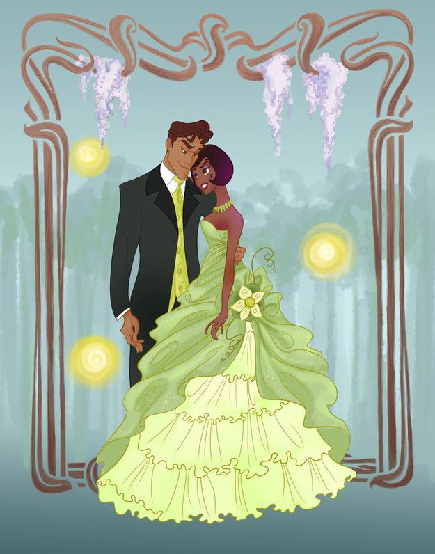 <eM>The Princess and the Frog</eM>
