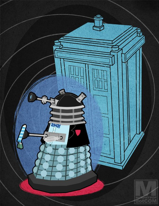 the_second_doctor_dalek_by_medox-d3h27tc