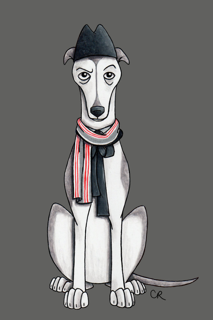 William Hartnell - Greyhound