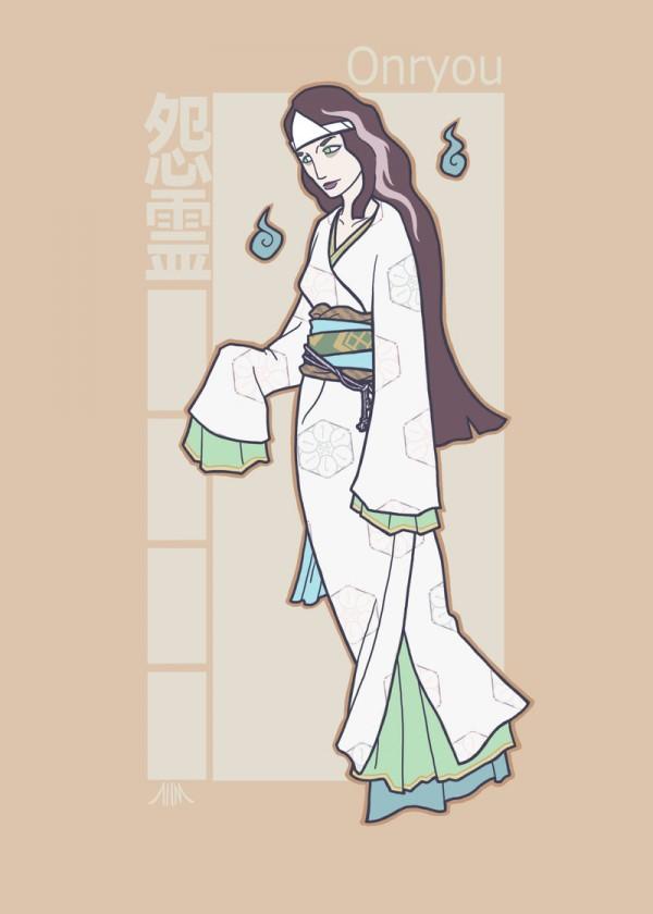 jidaigeki_x_men__rogue_by_genesischant-d5hcbez