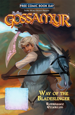 Finding Gossamyr and Past the Last Mountain