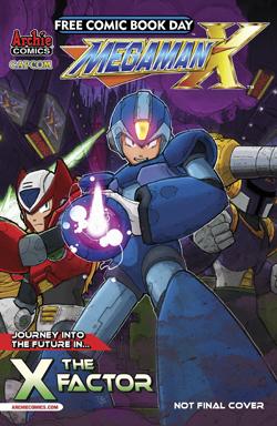 Megaman/Sonic the Hedgehog