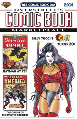 Overstreet's Comic Book Marketplace