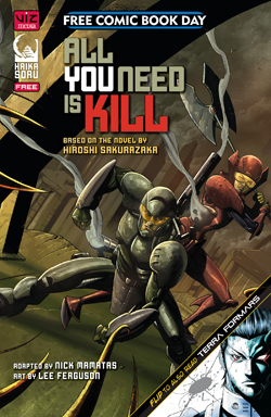 All You Need is Kill/Terra Formers