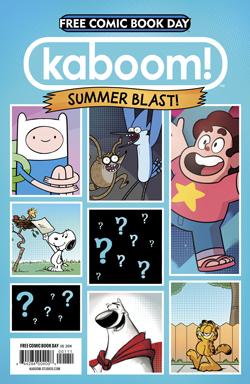 Kaboom! Summer Blast