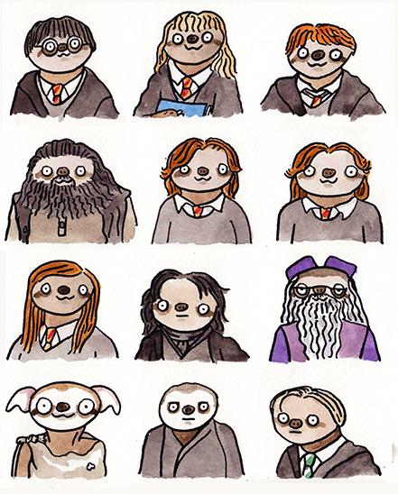 hp-sloths