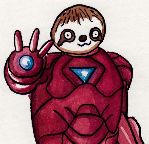 sloth-iron-man