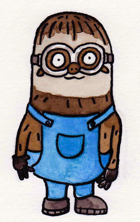 sloth-minion