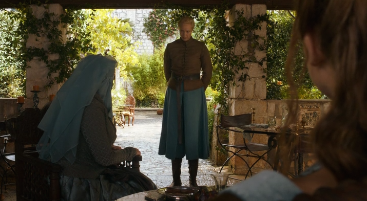 Olenna Joining the Brienne of Tarth Fanclub