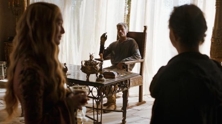 Jaime Lannister the Comedian
