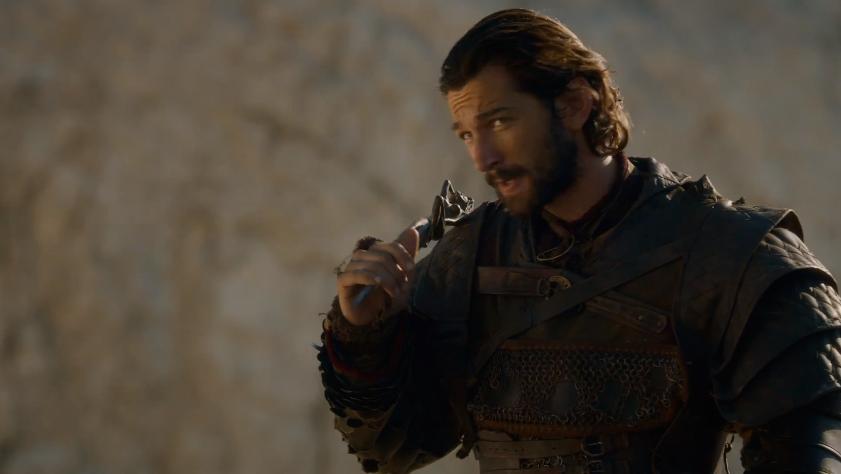 Daario's Ladyknives