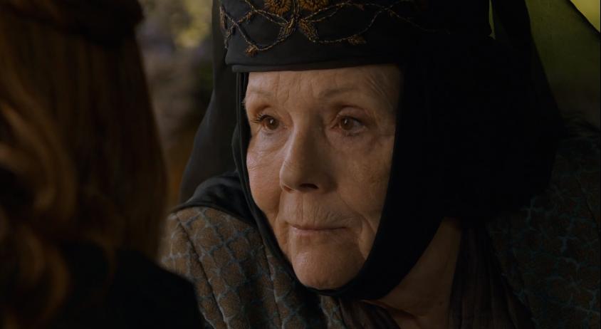 Olenna Tyrell, murder grandma
