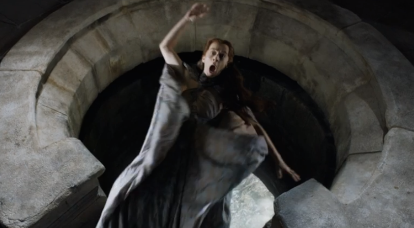 Oh Lysa, if only there were someone who loved you