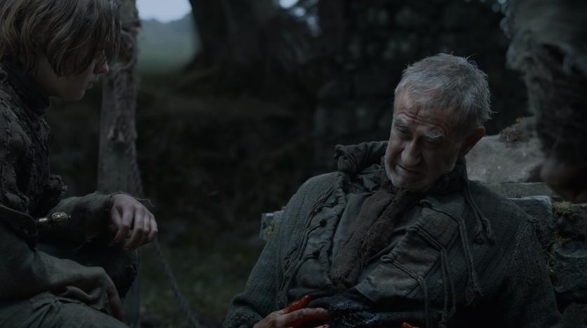 <eM>Game of Thrones</eM> does <em>Waiting for Godot</eM>