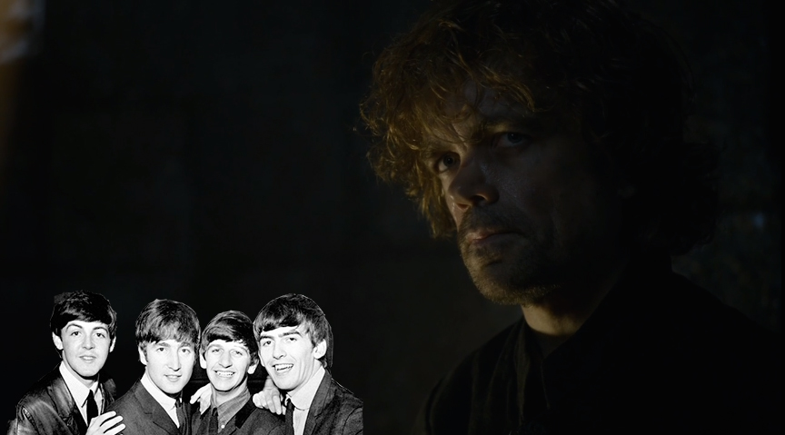 Tyrion's Beatles monologue