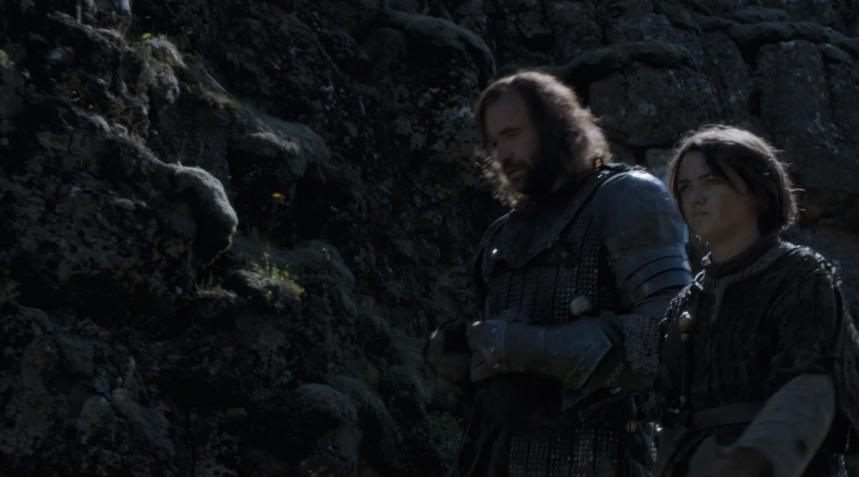 Murder BFFs bonding over the death of Joffrey