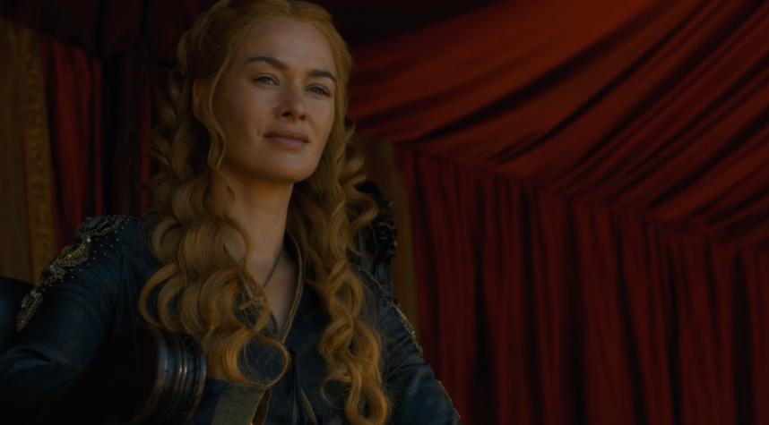 Smug Cersei