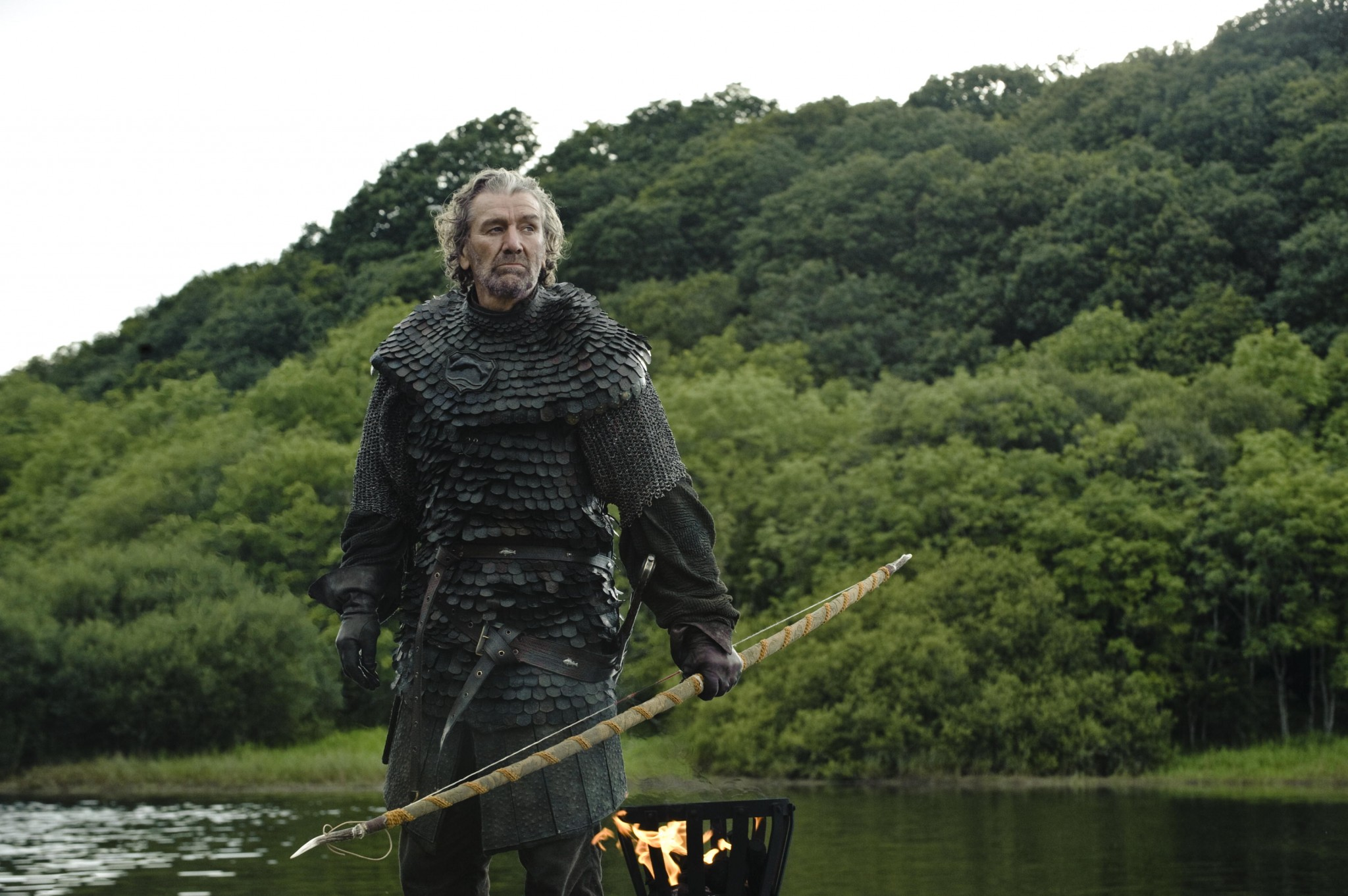 Brynden 'The Blackfish' Tully