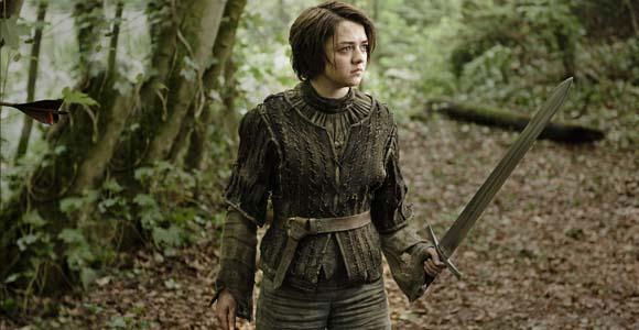 Arya's Roaring Rampage of Revenge