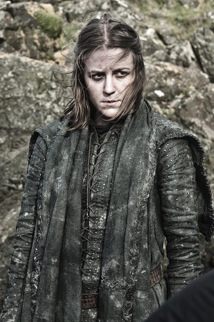 Asha Greyjoy. Just Asha Greyjoy.