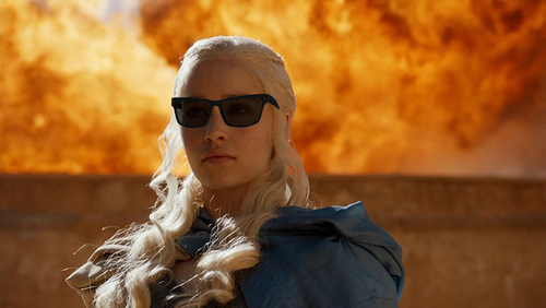 Daenerys Being A Dragon Boss