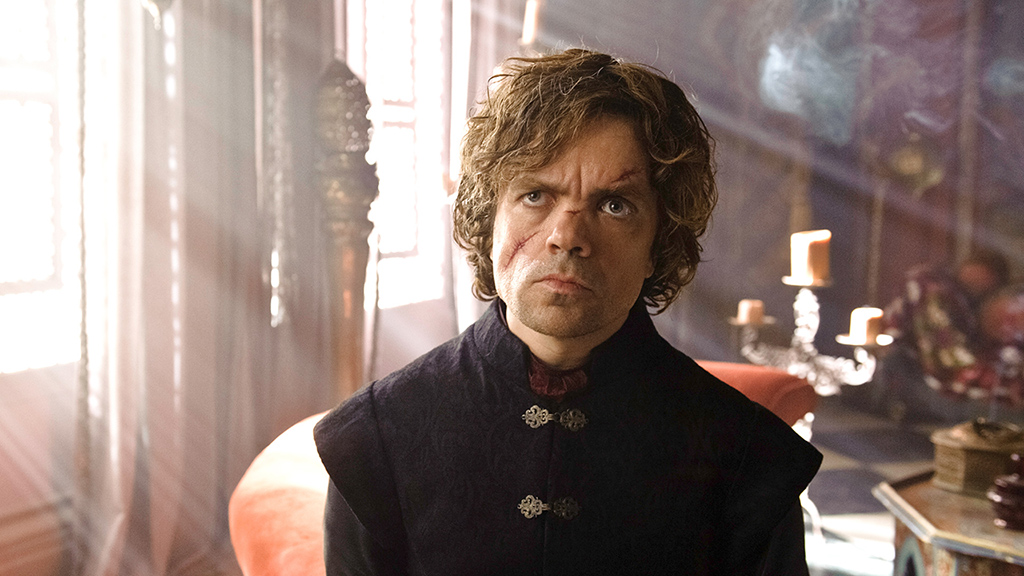 Tyrion Smelling Something Bad