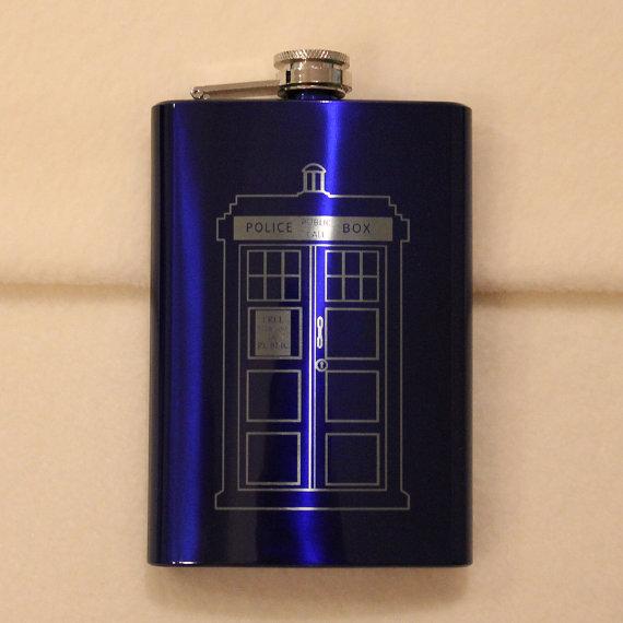 tardis-flask