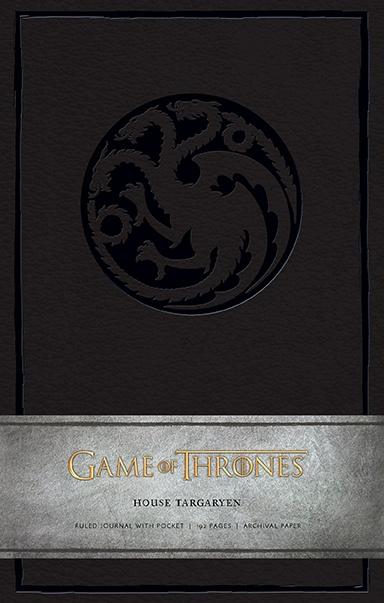 House Targaryen Journal