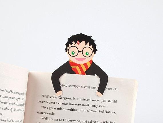 <eM>Harry Potter</eM> Bookmarks