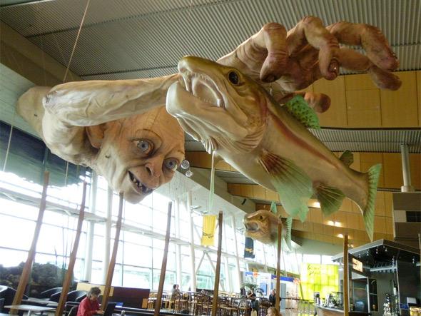 gollum-airport-2