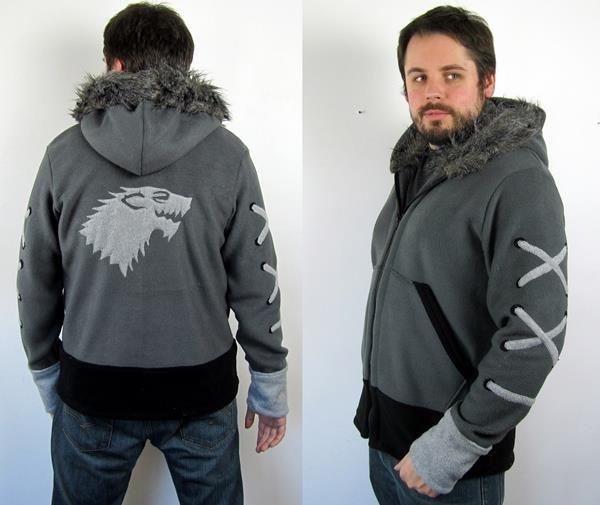 These Game of Thrones House Hoodies Look Snuggly and Awesome   The