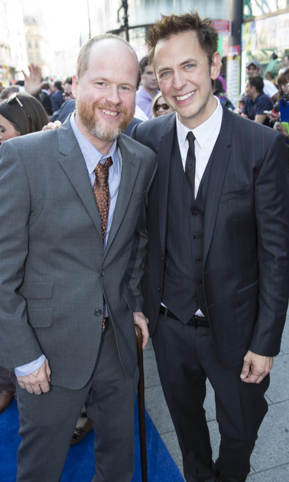 Joss Whedon & James Gunn