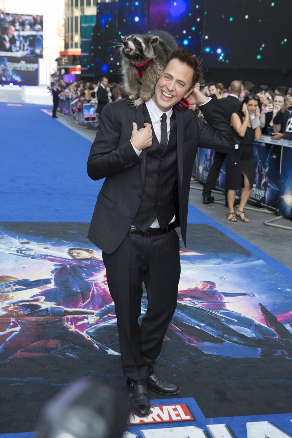 James Gunn & special guest