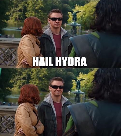 Hail HYDRA Memes