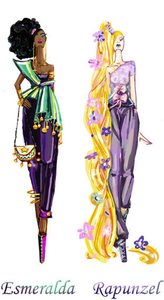 df-esmeralda-rapunzel