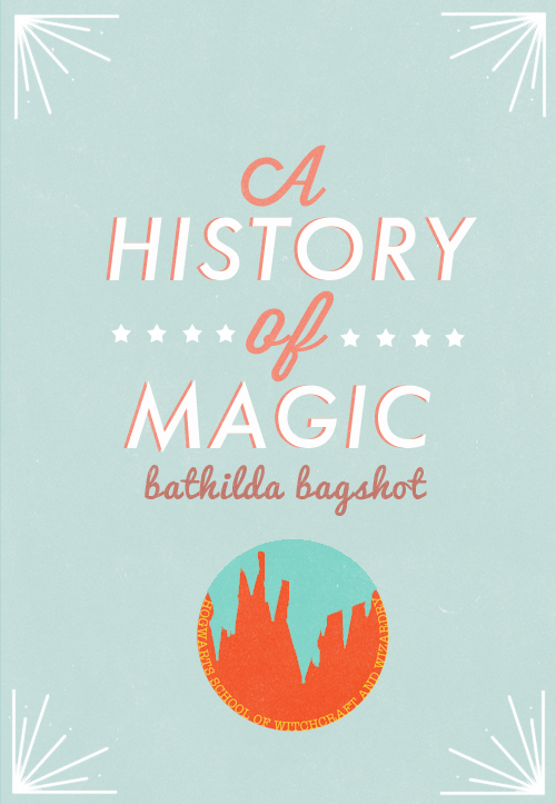 the-hogwarts-school-of-witchcraft-and-wizardry-library-by-bathilda-bagshot