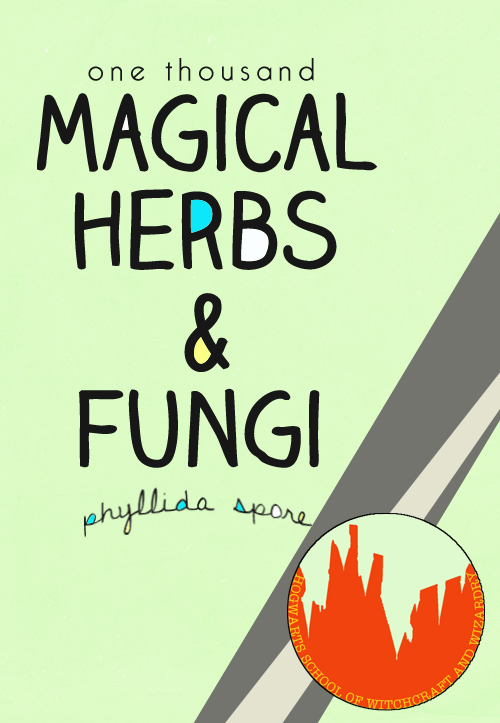 the-hogwarts-school-of-witchcraft-and-wizardry-library-one-thousand-magical-herbs-and-fungi-by-phyllida-spore