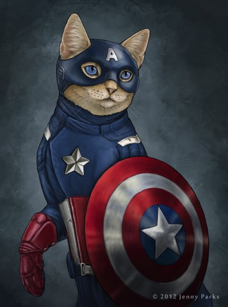 cat-cap