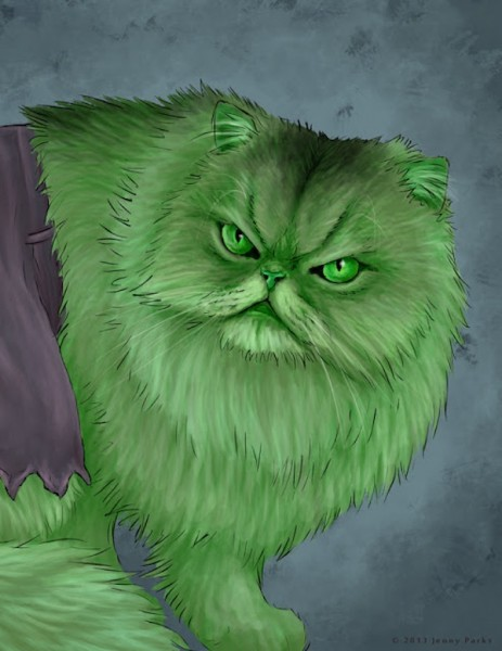 cat-hulk