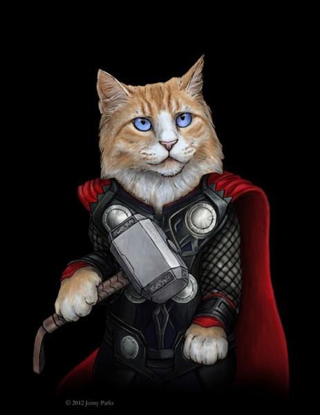 cat-thor