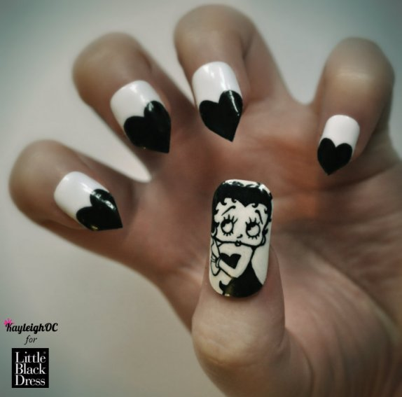 122 Nail Art Designs That You Won T Find On Google Images: Outrageous Pop-Culture Nail Art Is Cosplay For Your
