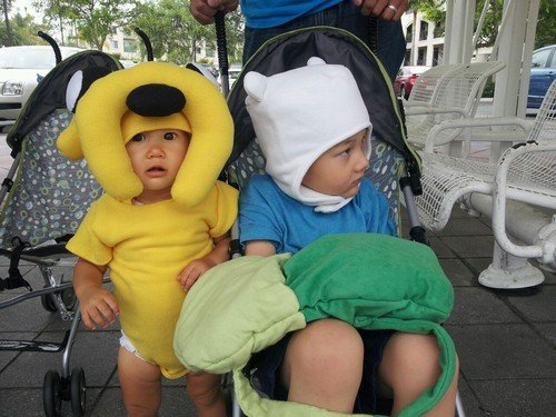 Finn & Jake from Adventure Time