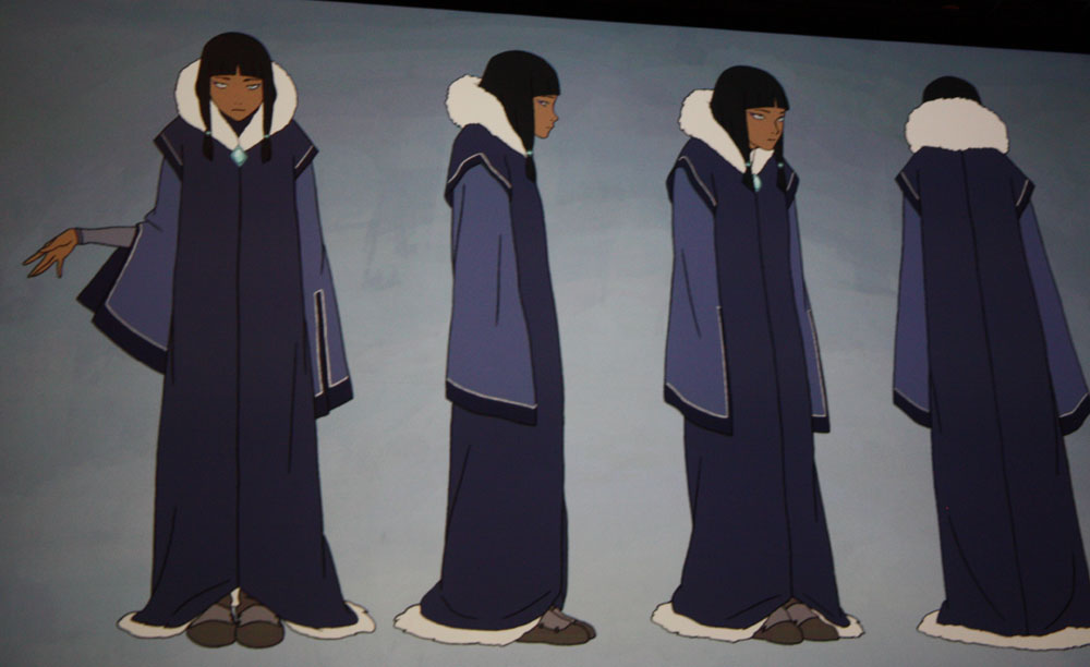 Korra's Northern Water Tribe Cousins