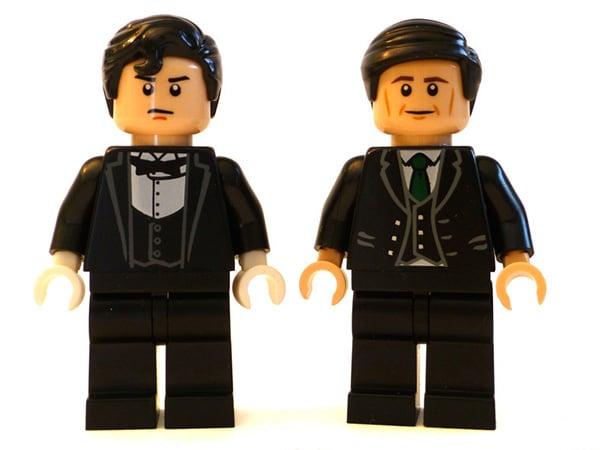 Thomas and Mr. Bates