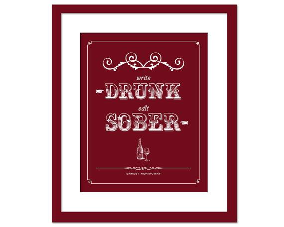 write-drunk-hemingway