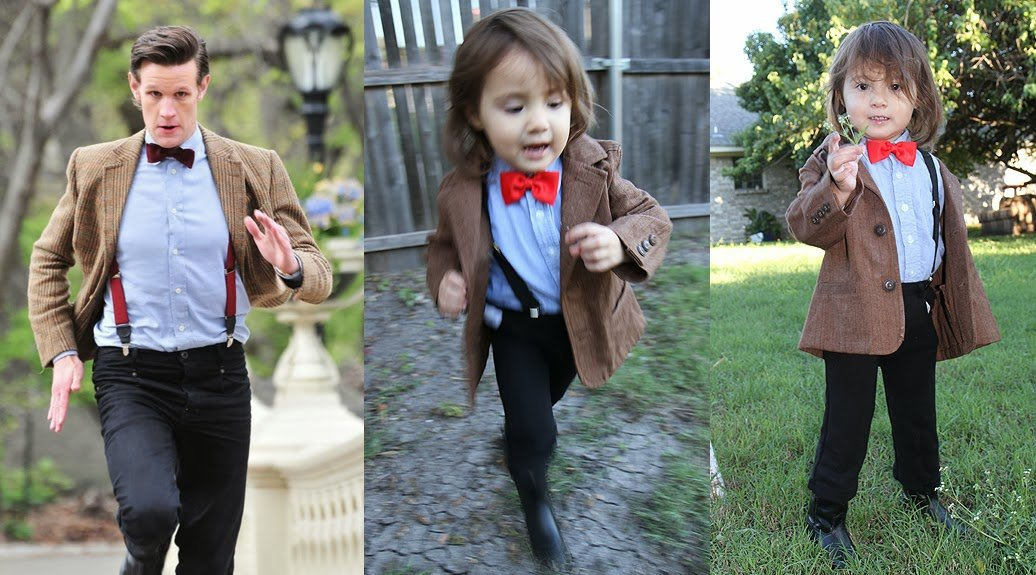 little girl doctor cosplay
