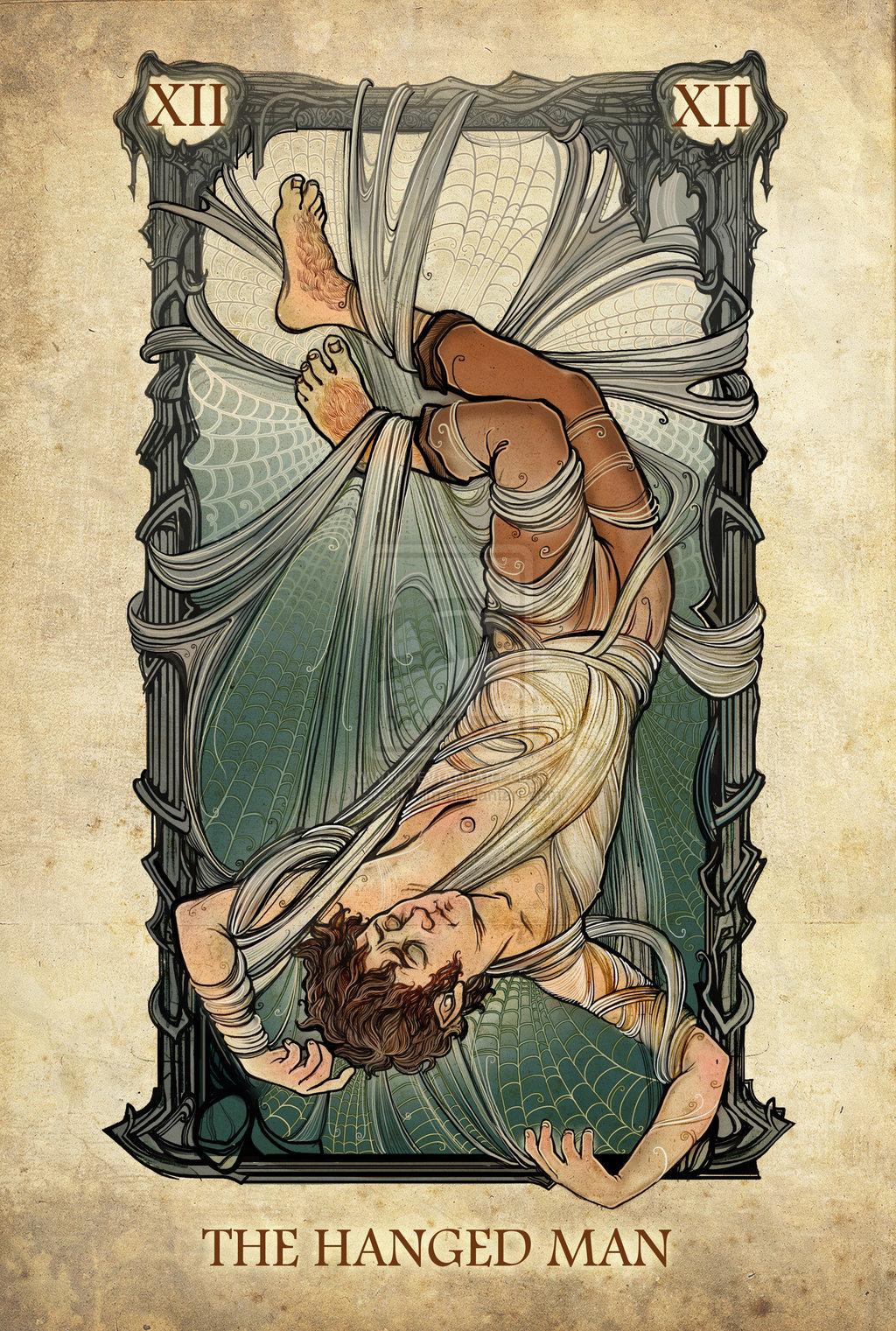 tarot__the_hanged_man_by_sceithailm-d6c8e9s